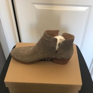 Lucky Brand Shoes - Lucky Brand Split Suede Boot